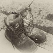 Boots Reno Poster
