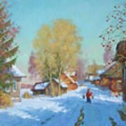 Bor Village Poster