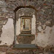 Borgholm Castle Poster