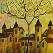 Borgo Antico Poster
