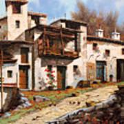 Borgo Di Montagna Poster