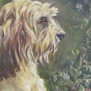 Bosley's Garden Portrait Poster