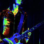 Boston Blues In Spokane Poster