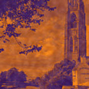 Boston Stump - Old Style Poster by Dave Parrott