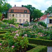 Botanical Gardens - Stockholm Sweden Poster