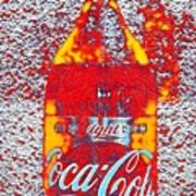 Bottle Of Coca-cola Poster