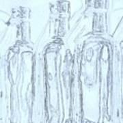 Bottles 2 Poster