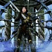 Boudica Poster by Gabor Gabriel Magyar - Forgottenangel