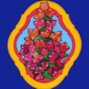 Bougainvillea Poster