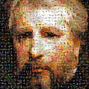 Bouguereau Self Portrait Poster