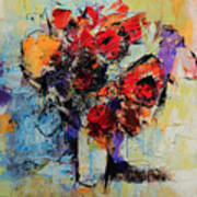 Bouquet De Couleurs Poster