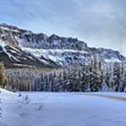 Bow Valley Castle Cliffs Poster