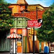 Bow Wah Chop Suey Poster by David Kyte