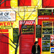 Bowery Poster