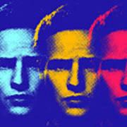 Brando Triple  Poster