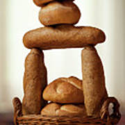 Bread Tower Poster
