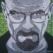 Breaking Bad, Walter White Poster