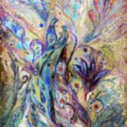 Breath Of Breeze Poster by Elena Kotliarker