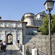 Brescia Castle Poster