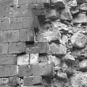 Brick Study Poster
