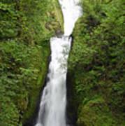 Bridal Veil Falls - Oregon Poster