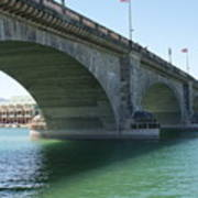 Bridge From London Poster