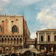 Bridge Of Sighs, Venice Poster