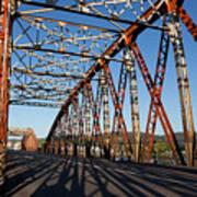 Bridge Of Treto, Colindres Poster