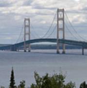 Bridge Over The Water Poster