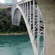 Bridge To New York Poster