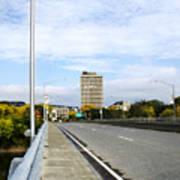 Bridge To The City Binghamton New York Poster