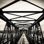 Bridge To The Past Poster