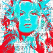 Brigitte Moss Poster