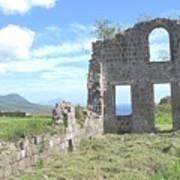 Brimstone Ruins Poster