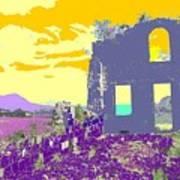 Brimstone Sunset Poster