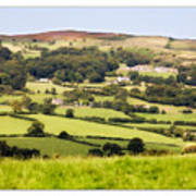 British Landscape Poster