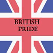 British Pride Poster