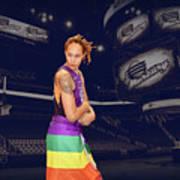 Brittney Griner Lgbt Pride 2 Poster