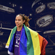 Brittney Griner Lgbt Pride 4 Poster