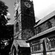 Bronty Church Poster