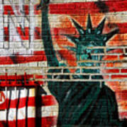 Bronx Graffiti - 4 Poster