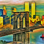 Brooklyn Bridge Collection - 1 Poster