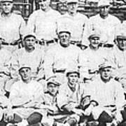 Brooklyn Dodger Champions Poster