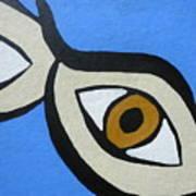 Brown Eyes Poster