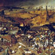 Bruegel: Triumph Of Death Poster