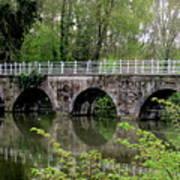 Bruges Bridge 2 Poster
