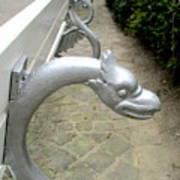 Bruges Detail 10 Poster
