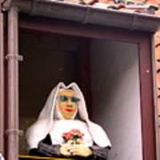 Bruges Detail 2 Poster