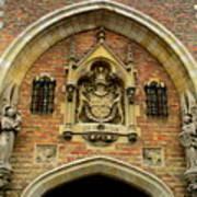 Bruges Detail 9 Poster