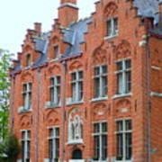 Bruges Sashuis 3 Poster